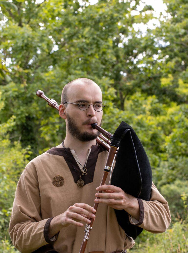 RôR 2020 Markus playing